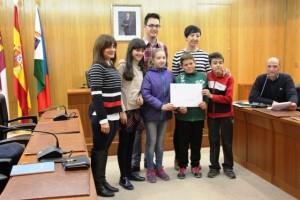 1º premio concurso de belenes escolares