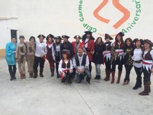 Carnaval piratas
